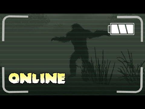 Пробуем играть в Bigfoot Monster Hunter Online! Куча медведей Horror Game