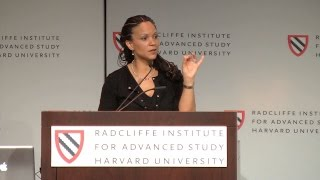 Melissa Harris-Perry on Writing a Damn Good Bad Check || Radcliffe Institute