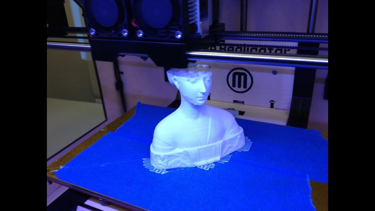 3d yaz c le neler yap labilir youtube for Impresora 3d laser