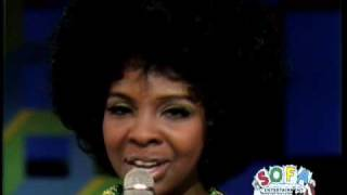 "GLADYS KNIGHT & THE PIPS ""If I Were Your Woman"" on The Ed Sullivan Show"