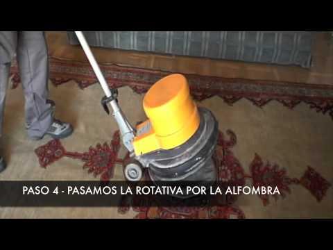 Limpieza de alfombra youtube - Limpieza casera de alfombras ...