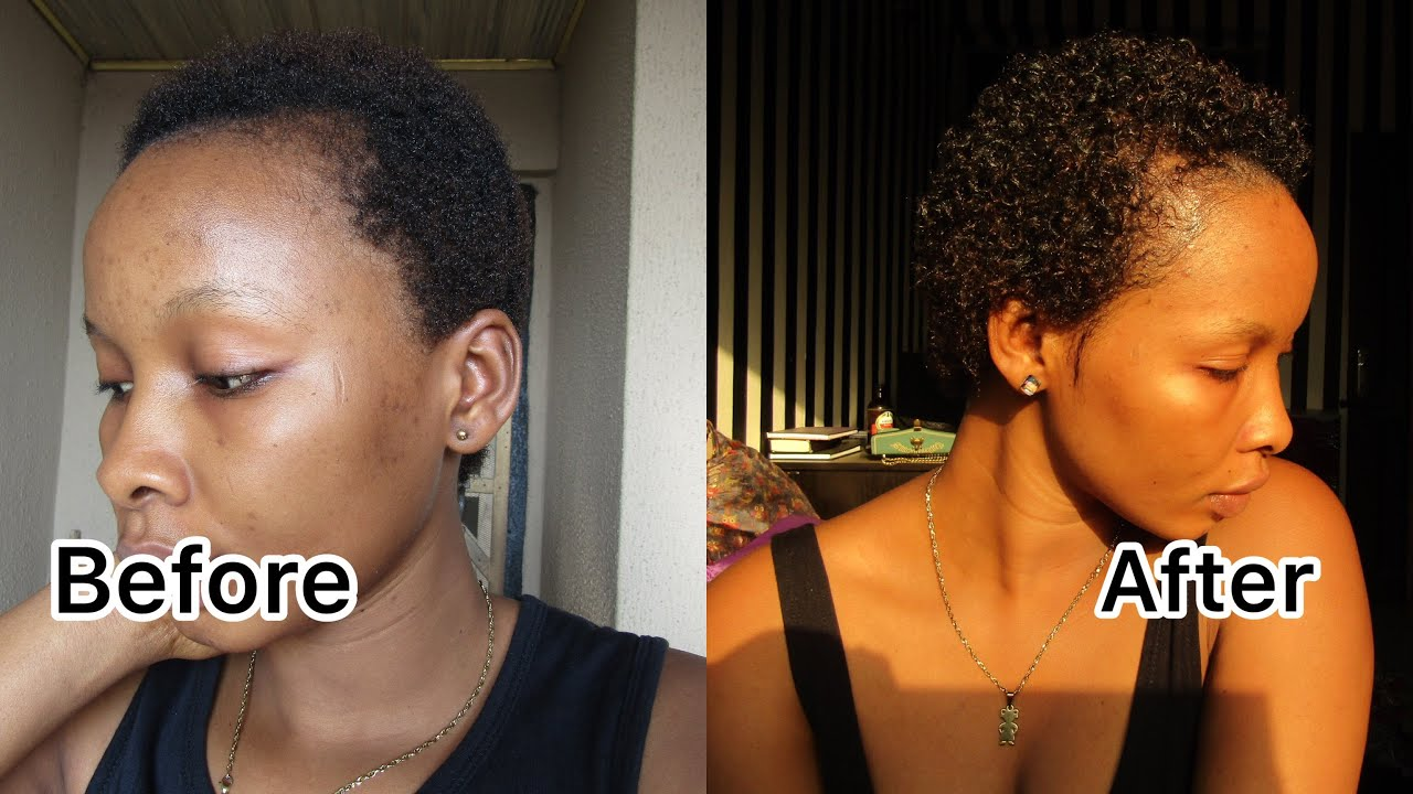 Jerry Curl On 4c Natural Hair Define Curly Perm Youtube