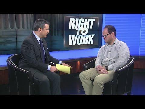 Marquette Law School professor talks right-to-work bill
