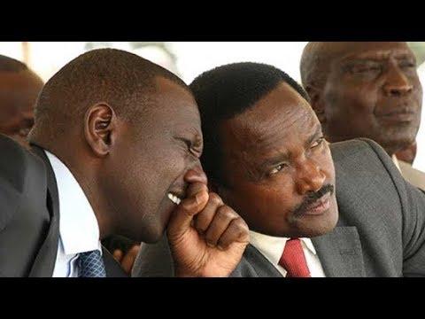 DP Ruto, Kalonzo Musyoka not involved in Uhuru-Raila talks
