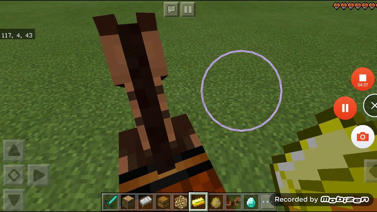 Sáng tỏ cách làm yên ngựa trong Minecraft nhưng chỉ làm được giáp gia😑