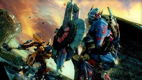transformers awake and alive