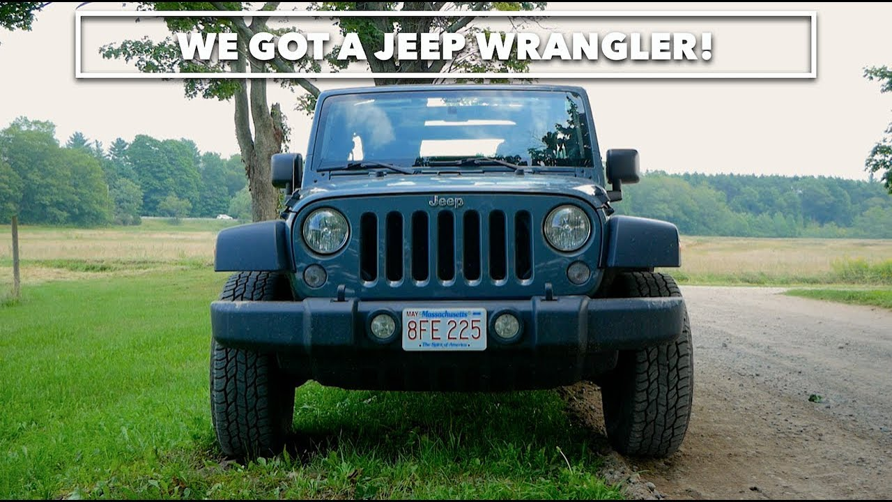NEW BUILD VEHICLE // 2014 Jeep Wrangler Unlimited
