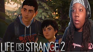 LIFE IS STRANGE 2 | OFFICIAL REVEAL TRAILER | REACTION