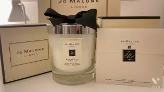 Jo MaLone Candle's, (조말론) 잉글리쉬…