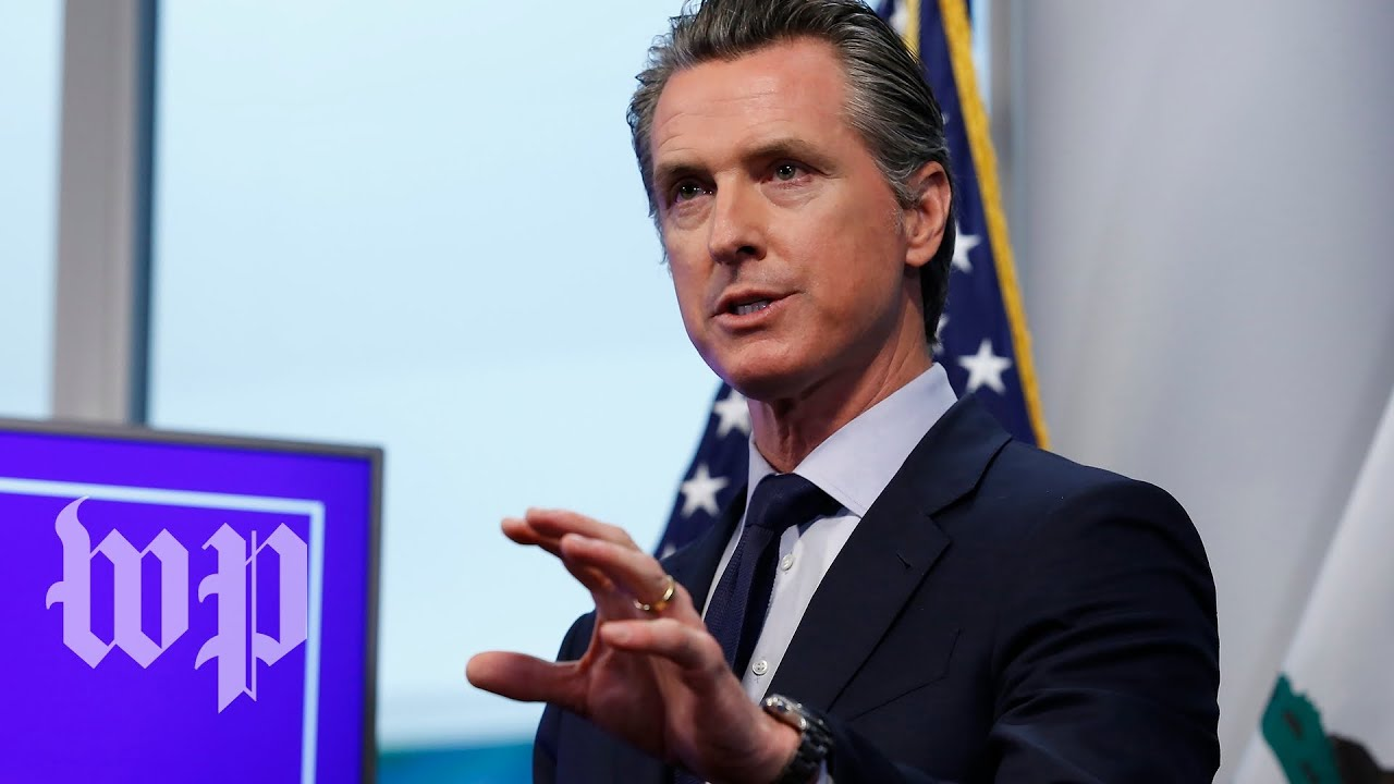 WATCH: California Governor provides update on coronavirus
