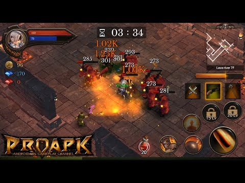 Dungeon Chronicle Android Gameplay