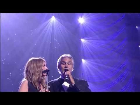 Céline Dion & Andrea Bocelli - The Prayer ('Power Of Love' Gala)