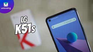 LG K51s | Unboxing en español