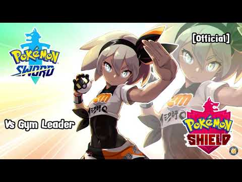 Pokémon Sword & Shield - Gym Leader Battle Theme (full Version) [time Code In Description]