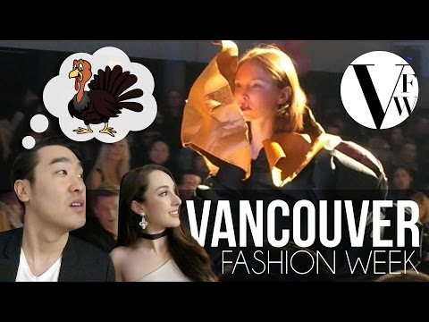 Vancouver Fashion Week 2017 (vlog #33)