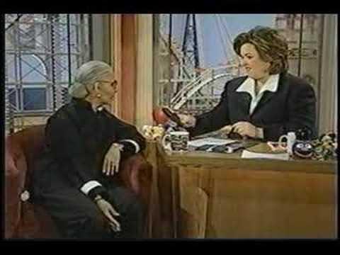 Lena Horne on Rosie O'Donnell 1997