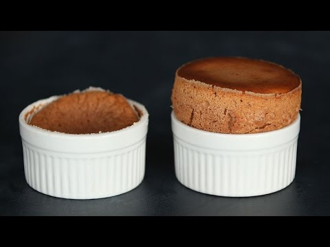 The Science Behind Souffles  - Kitchen Conundrums with Thomas Joseph
