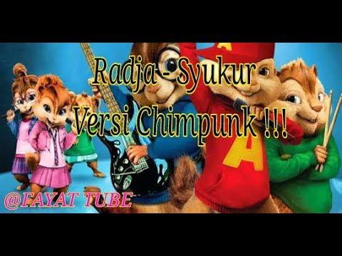 Religi , Radja - Syukur ! Cover by chipmunk