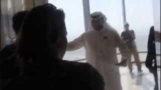 Ascensore per il Burj Khalifa