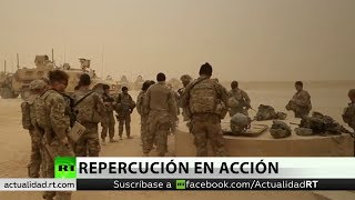 EE.UU. rehúsa discutir la retirada de tropas que le exige Irak