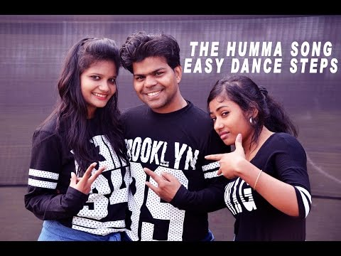 The Humma Song - OK Jaanu I Easy Dance Steps I Priyank Dhakar & Radha Dass