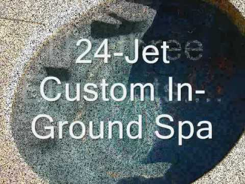 Building In Ground Custom Gunite Spas 800 766 5259 Www Epoolscapes You