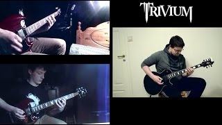 Trivium - Caustic Are The Ties That Bind cover (MetallAndy feat. Dave Murray)