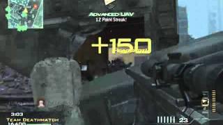 xtaknx twiist mw3 game clip