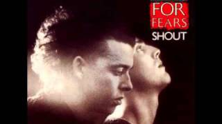 """The most well known song from """"Tears For Fears""""...its """"Shout"""" Enjoy..."""