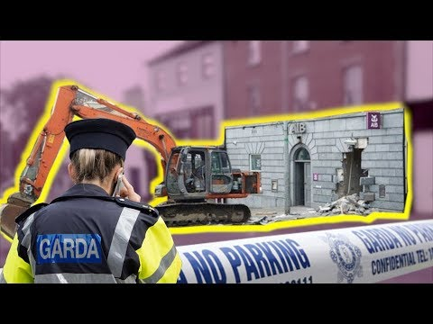 IRISH ATM THIEFS STRIKE TWICE IN MEATH! (This Week In Ireland)!