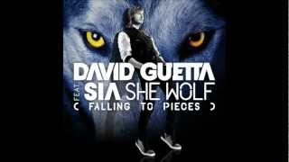 David Guetta feat Sia (She Wolf Falling To Pieces) (New Song 2012 1080hp)