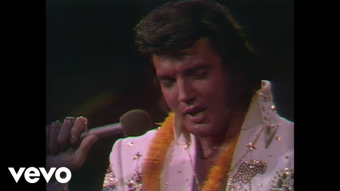 Elvis Presley - Johnny B  Goode (Aloha From Hawaii, Live in Honolulu, 1973)