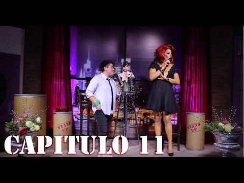 Reina Del Café Concert, El Stand Up con Su Opazo
