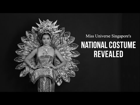 EXCLUSIVE: Miss Universe Singapore's National Costume Revealed