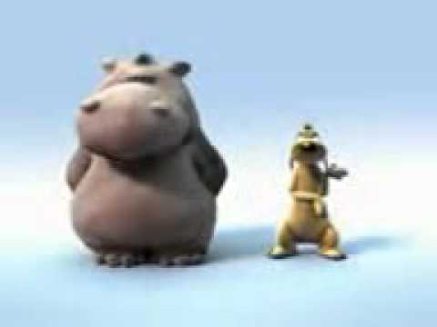 Singing Timon and Pumba's Theme Song