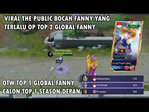 Top 2 Global Fanny VIRAL THE PUBLIC Bocah  Fanny Indonesia Yang Terlalu OP