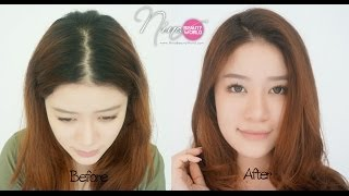 Repeat youtube video REVIEW || นีน่าทำสีผมเองครั้งแรก กับ Liese Bubble Hair Color || NinaBeautyWorld