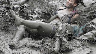 На машине на Кавказ (Day 12) - Горячие минеральные и грязи Аушигера в Приэльбрусье. Голубая глина