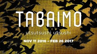 "Tabaimo on her exhibition, ""Utsutsushi Utsushi"" at Asian Art Museum"