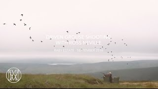 Driven Grouse Shooting with Ross Neville
