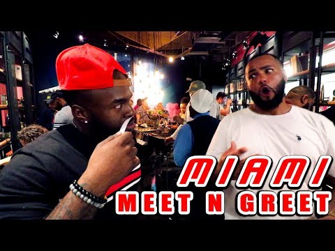 Vlog: A Day In Miami | Big Beard Business X Saks Fifth Avenue Giveaway | What To Do & Where To Go
