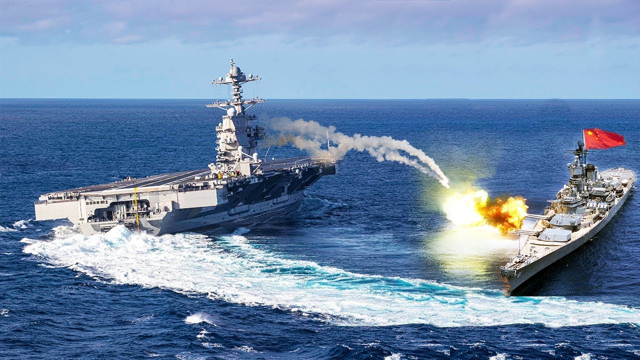 If Aircraft Carriers Are Vulnerable, This Is How The Navy Can Replace Them