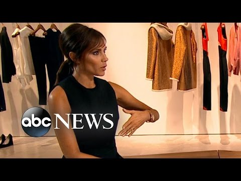 Exclusive: Backstage at New York Fashion Week With Victoria Beckham