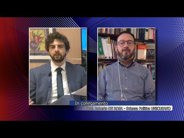 Speciale presidenziali 2020 (sesta puntata). Il punto con il prof. De Rosa