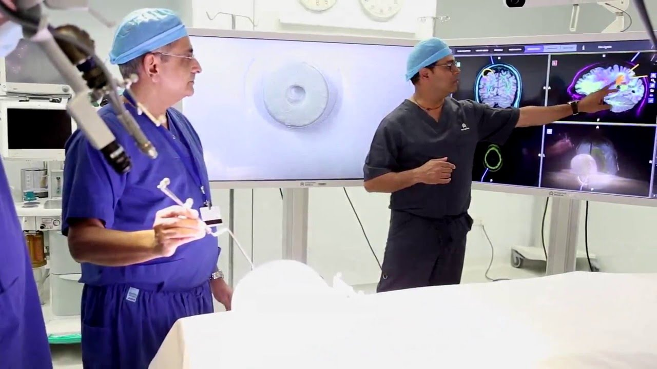 Breakthrough in Neurosurgery
