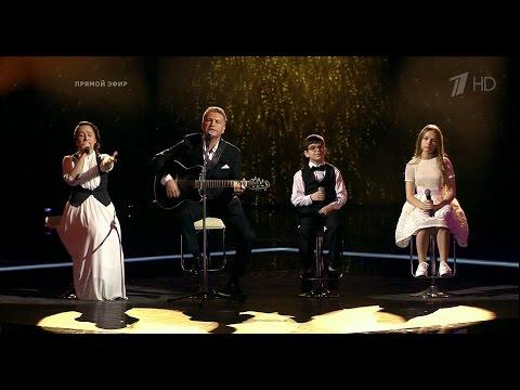 Агутин, Асланбекова, Сабиров, Тимуш - Музыкант | Голос Дети 3 2016 Финал