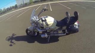 Review for 1998 BMW R1200C motorcycle