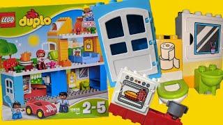 LEGO DUPLO 10835 - My town family house