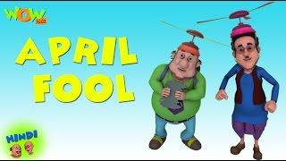 April Fool - Motu Patlu - Hindi -Wow Kidz