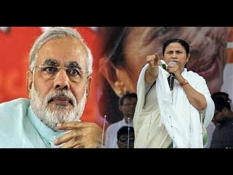 PM Modi is a DICTATOR Accuses Mamata Banerjee